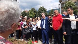 Борисов остана доволен от ремонтите в Сливен