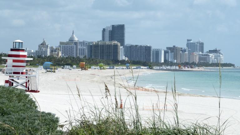 За първи път Флорида с над 11 000 заразени с коронавирус за ден