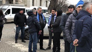 Тодор Батков: Всички сме преходни, Левски не е! Време е да вземем трофей!