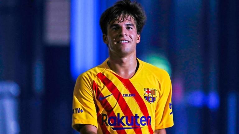Талант на Барселона не попада в сметките на Куман