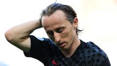 Лука Модрич приключи с националния на Хърватия?