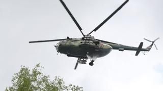 Сирийски бунтовници са свалили армейски хеликоптер до Голанските възвишения