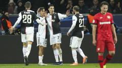 """Ювентус си тръгна с успех от Германия, Роналдо покори и """"БайАрена"""""""