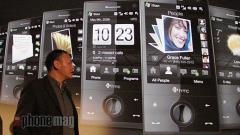 HTC представиха дългоочаквания Touch Diamond (галерия и видео)