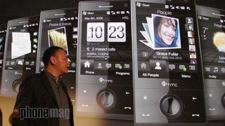 В борбата на сензорните гиганти - Touch Diamond, 3G iPhone или XPERIA?