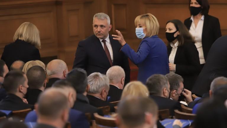 Парламентът изслушва премиера Бойко Борисов за Плана за възстановяване и
