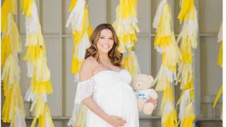 Ева Лонгория бременна на корица