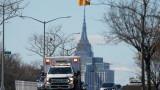 За първи път този месец починалите от Covid-19 в Ню Йорк са под 400