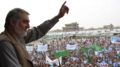Абдула Абдула се самообяви за президент на Афганистан