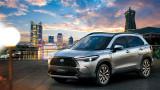 Toyota представи нов компактен кросоувър - Corolla Cross (Видео)
