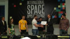 Наш отбор се бори в световно състезание на NASA