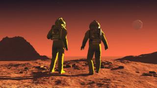 Как би ни се отразило пътуване до Марс