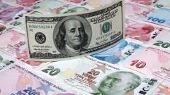 Доларът печели позиции спрямо еврото. Турската лира падна рекордно