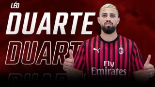 Още един нов бразилец в Милан