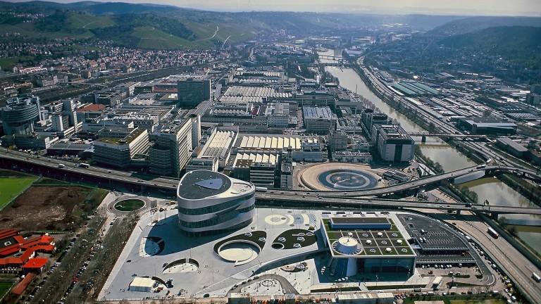 Производителят на автомобилната марка Mercedes-Benz - германската група Daimler, е