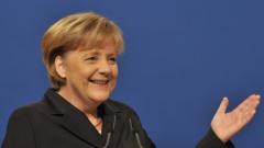 """""""Форбс"""": Ангела Меркел е най-влиятелната жена"""