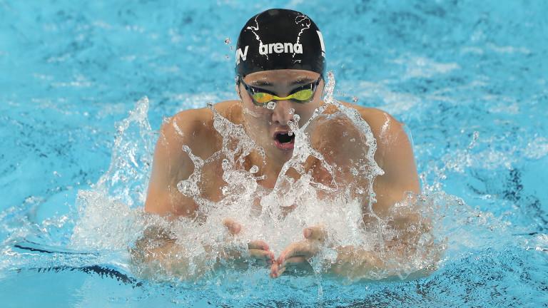 Японският плувец Даия Сето се извини за изневярата си