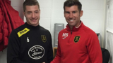 Пореден българин в шотландското футболно първенство