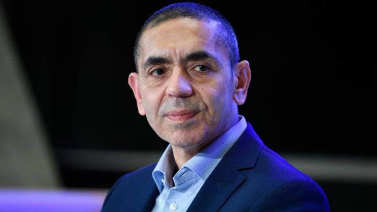 След 900% ръст: Турският милиардер зад ваксината на Pfizer не е продал нито една акция на фирмата си