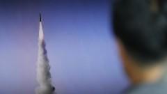Пхенян проведе нови ракетни изпитания – четвъртите за две седмици