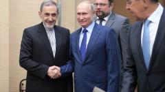 Напускаме Сирия и Ирак, ако двете правителства поискат, обяви Техеран