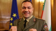 Кубрат Пулев: Да живее Българската армия!