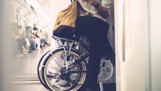 От 1 май се возим безплатно с колело или тротинетка в градския транспорт в София