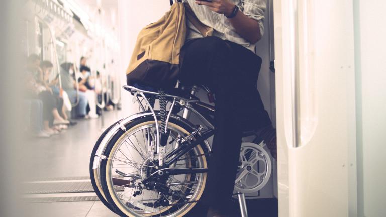 От 1 май велосипедисти и собственици на тротинетки ще могат