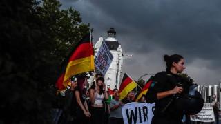 Германски съд осъди мъж за нацистки поздрав в Кемниц