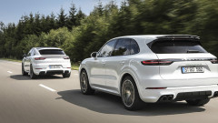 Porsche представи най-мощния Cayenne в историята (Видео)