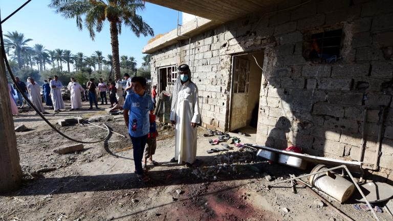 """САЩ """"възмутени"""" от ракетната атака в Багдад"""