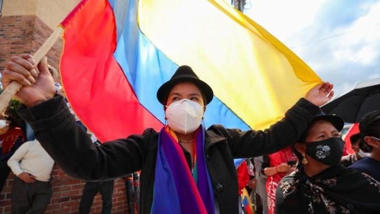 В Еквадор отново броят бюлетините на президентските избори