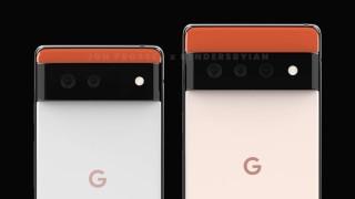 Google Pixel 6 - първият смартфон с чипсет на Google