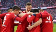 Звездите на Байерн най-ефективни при играта с глава в цялата Бундеслига