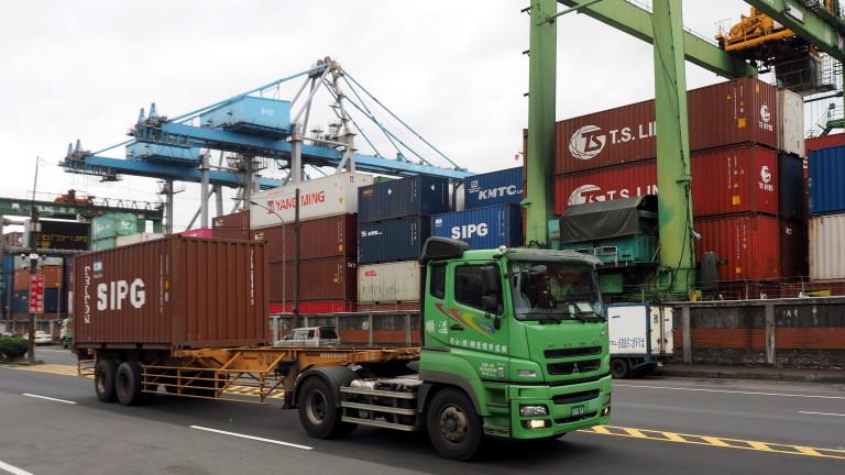 България е постигнала рекорден дял на износа за най-голямата икономика в света