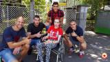 ЦСКА продължава кампанията си за Теди