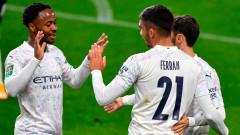 Реал (Мадрид) ще се пробва за Стърлинг