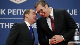 Вучич: Сърбия се въоръжава както другите в региона, а в света вече няма един полицай