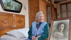 В Италия почина най-възрастната жена на света