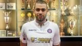 Георги Терзиев игра при разгромна победа на Хайдук