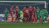 Лудогорец загуби с 1:2 от ФК Копенхаген в Лига Европа