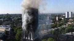 Живеещите в горящия небостъргач в Лондон сигнализирали за опасността преди години