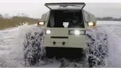 Най-добрият камион всъдеход в света струва $49 хиляди и е произведен в Русия (ВИДЕО)