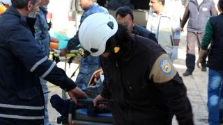 Подновиха евакуацията от обсадени сирийски градове
