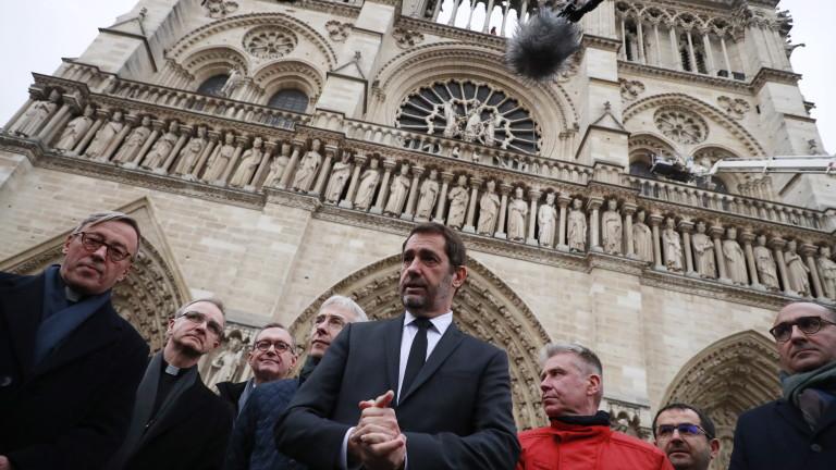 Министърът на вътрешните работи на Франция предупреди, че може да