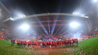 Ливърпул ще получи рекордните 175 милиона лири за титлата в Англия