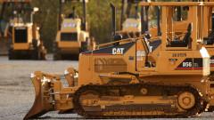 Продажбите на Caterpillar удариха няколкогодишно дъно