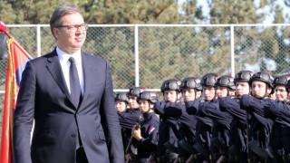 Вучич иска да купи турски безпилотни самолети