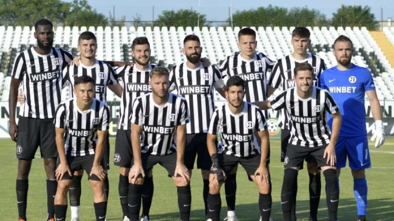 Локомотив (Пловдив) срещу Копенхаген, ако се справи със Словачко