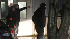 Германската полиция претърси бежански център